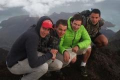 Rinjani Summit Trekking