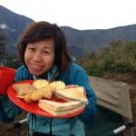 Rinjani Breakfast